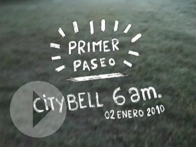 First Walk Nicolas Stamm | Buenos Aires | 01:50