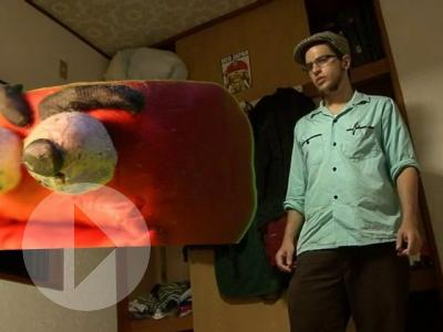 The Big Broffalowski II: a story you wish you never got on your clothes Manuel Hernandez | Tokyo | 01:16