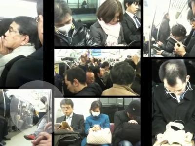 Scenes from a Train Paul Johannessen | Tokyo | 01:03